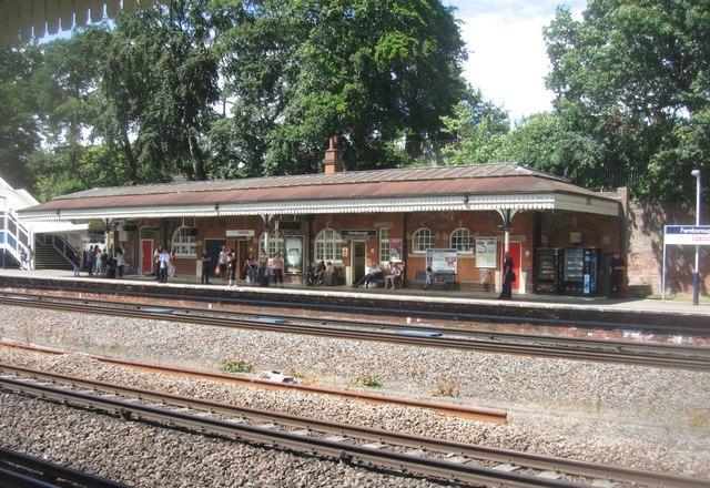 Platform 1 for London