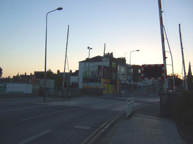 Quay Road Level Crossing, Bridlington