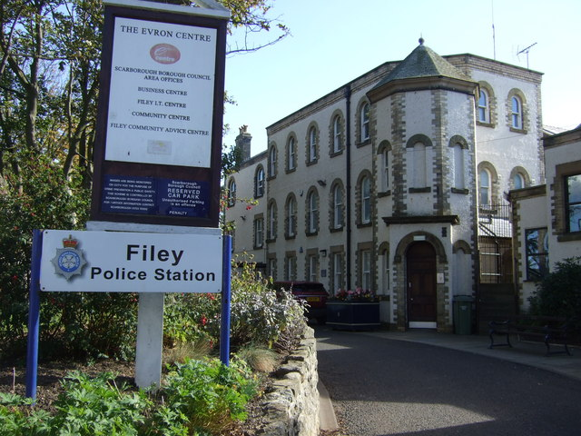 Filey Police Station