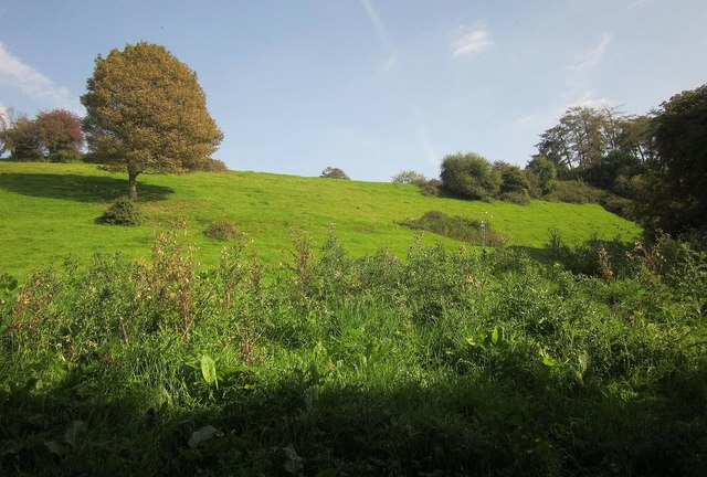 Cotswold scarp at Old Sodbury