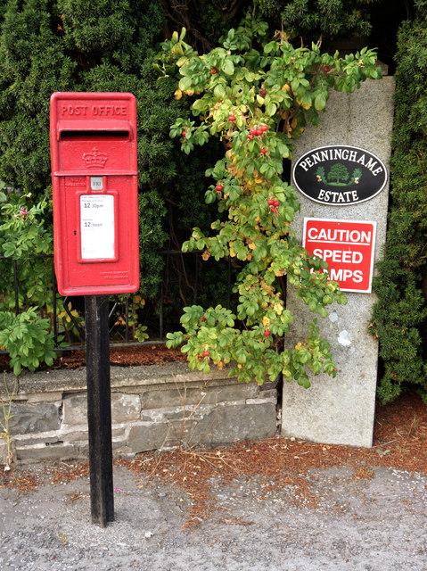Rural post