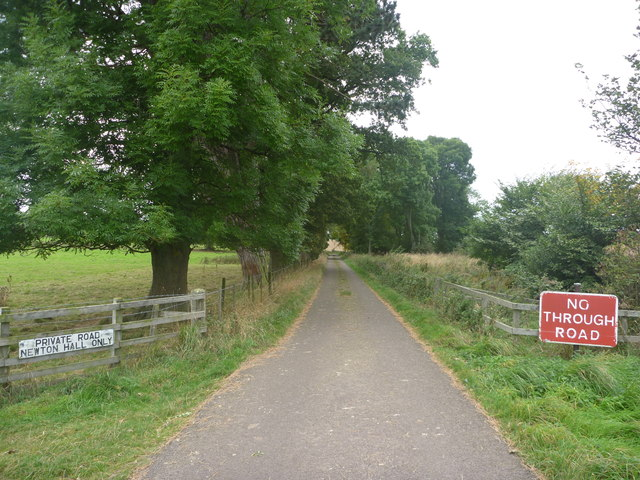 Rural East Lothian : The End Of The Road?