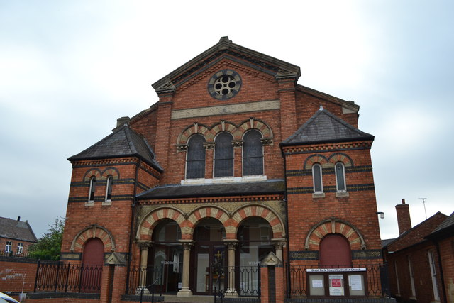 Great Park Street Methodist Church, Wellingborough