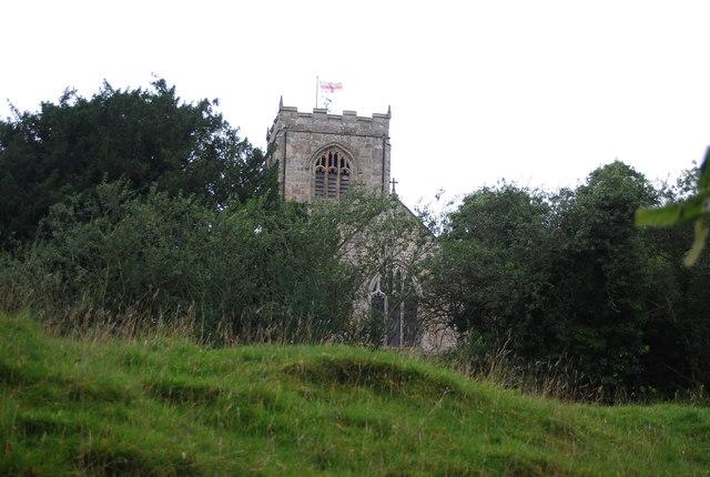 Church of St Wilfrid, Burnsall