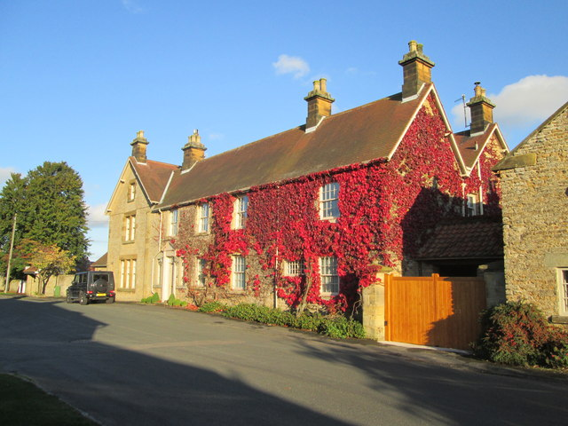 Manor  House  Hutton  Buscel