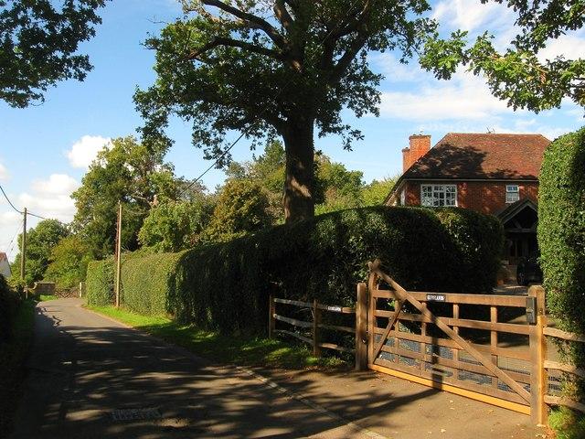Glebelands, Lodge Lane, Bolney