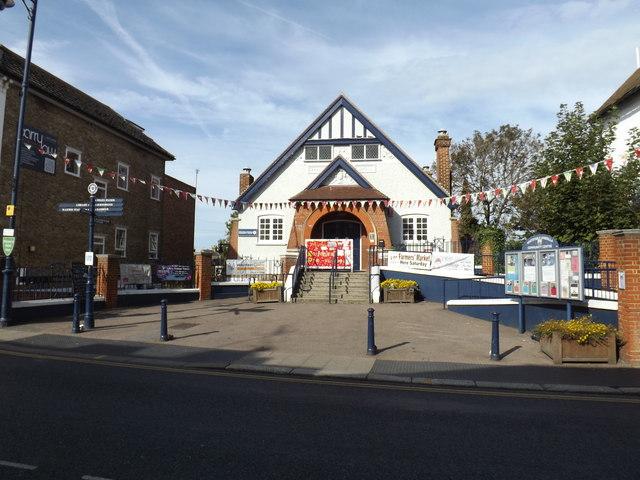 Parish Hall, Whitstable