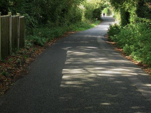 Ryecroft Road, Bolney