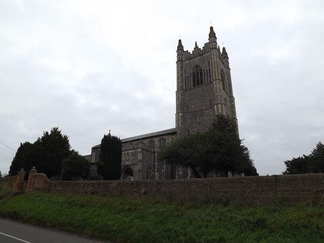 St.Mary's Church, Redinghall