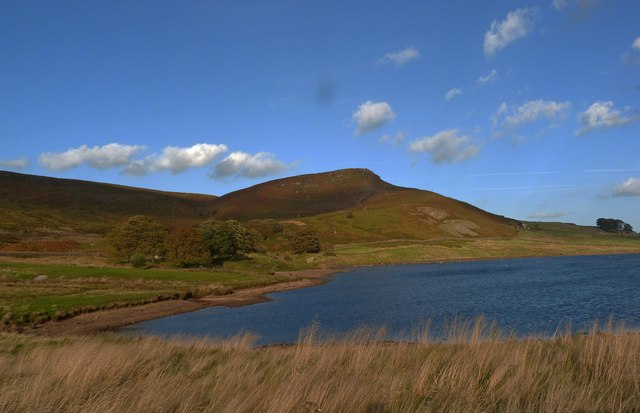 Embsay Crag and Reservoir