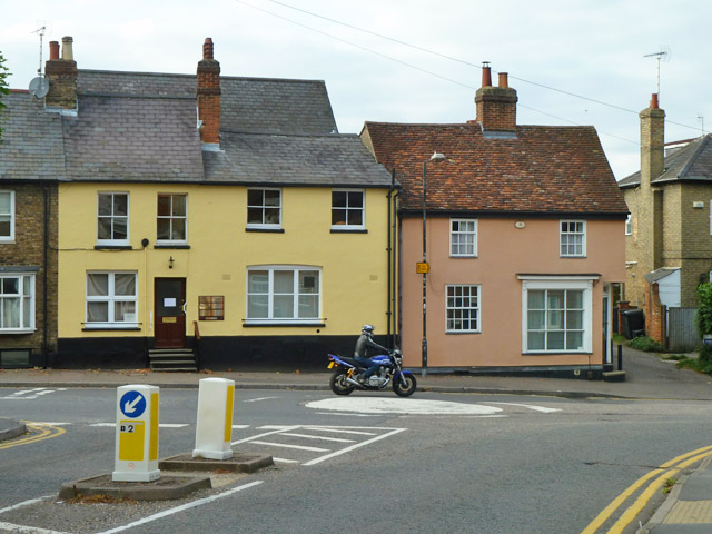 6 and 4, London Road, Saffron Walden
