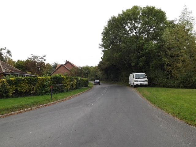 Station Road, Alburgh