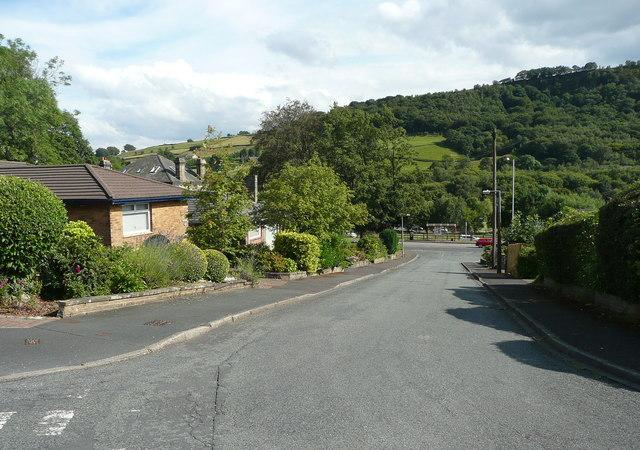 Ewood Drive, Mytholmroyd