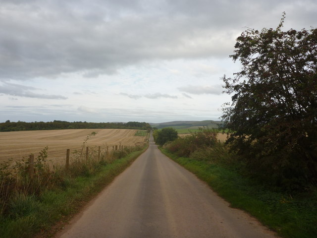 Rural East Lothian : On The Road Again