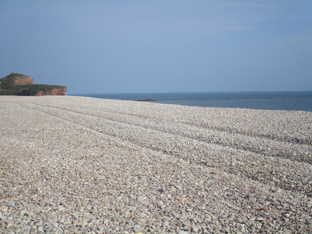 Shingle, Budleigh Salterton