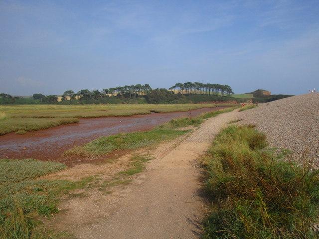Salt Marsh, Budleigh Salterton