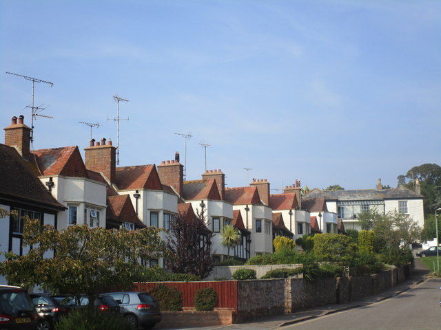 The Lawn, Budleigh Salterton