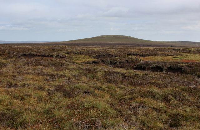 View towards Meugher