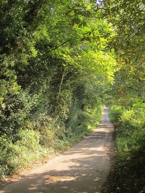 Cotswold Way near Little Sodbury