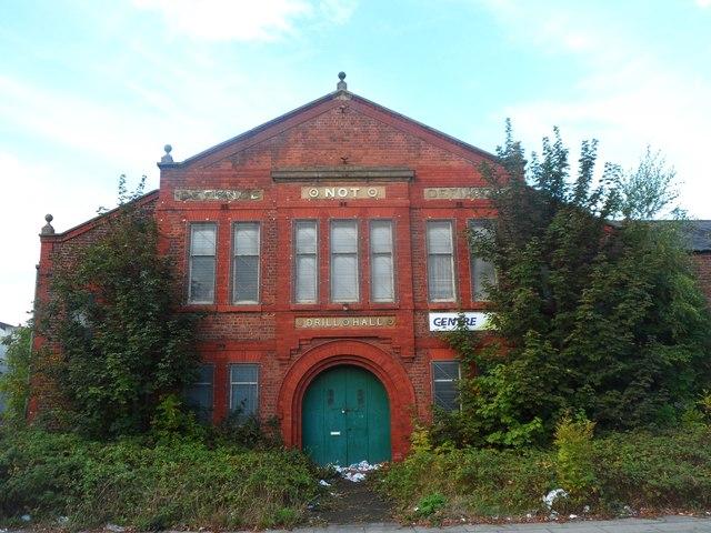 Patricroft Drill Hall