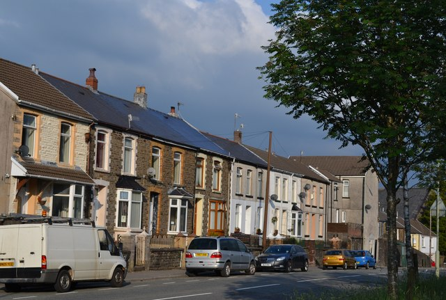St Albans Terrace