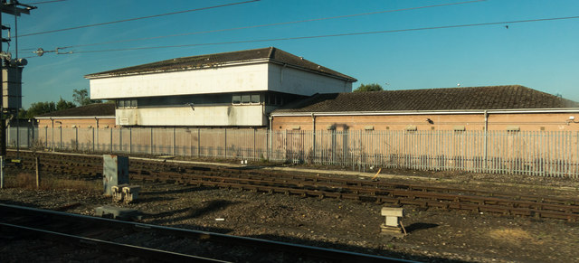 Carlisle Signal Box