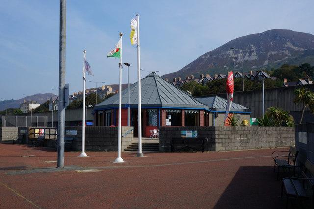 Beachside Café, Penmaenmawr