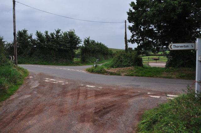 Mid Devon : Chapel Cross