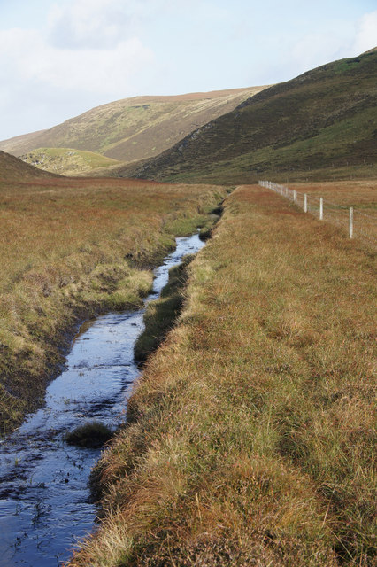 Ditch in the Dale of Woodwick