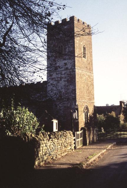 Wigginton Church