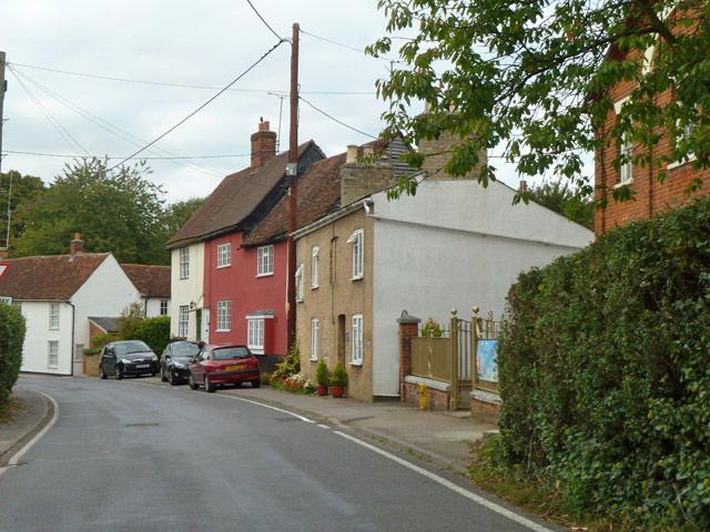 Cottages, Ashdon