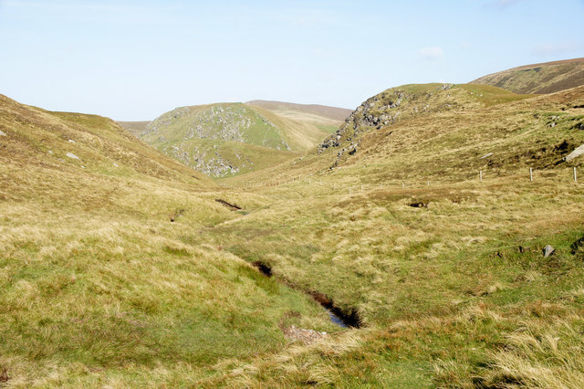 Middle section of Dale of Woodwick