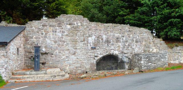 Bishop Gower's Well, Llanddew