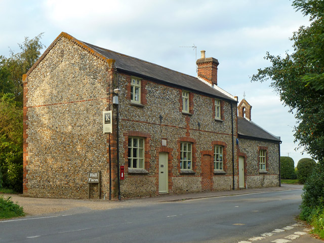 Former school, Church End, Ashdon