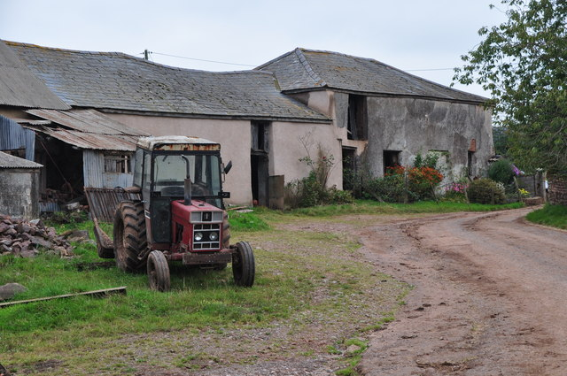 Mid Devon : Country Lane & Great Bowley