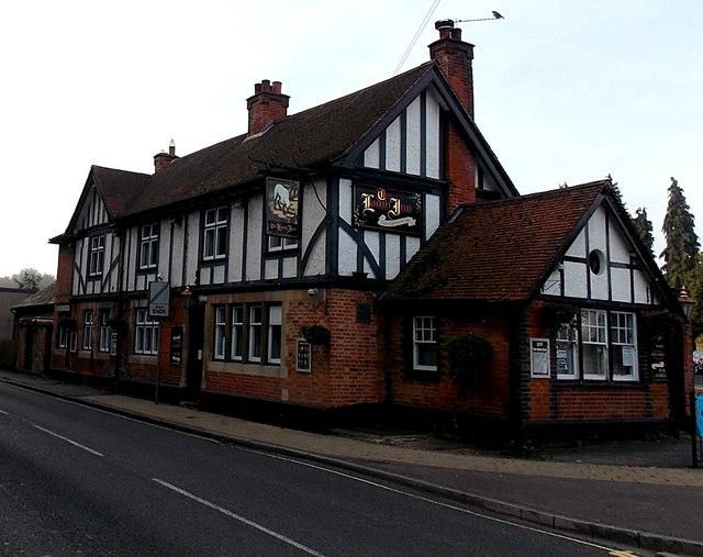 The Lamb Inn, Basingstoke