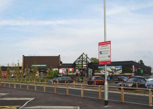 Woodall Motorway Services (M1 Northbound)
