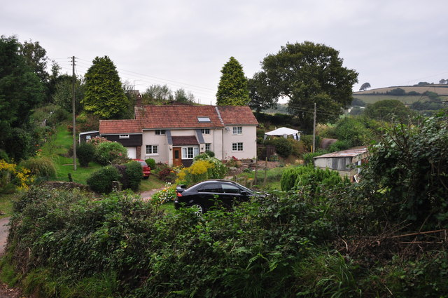 Mid Devon : Higher Coombe Farm
