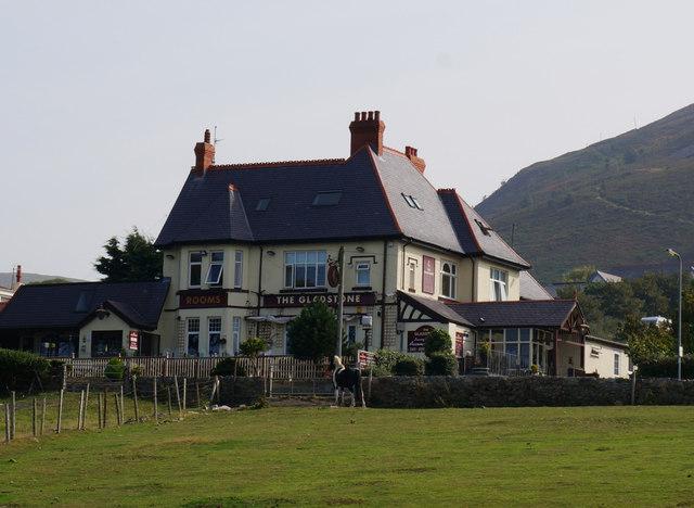 The Gladstone on Ysguborwen Road, Dwygyfylchi