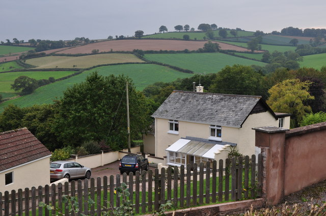 Cadbury : Houses & Countryside