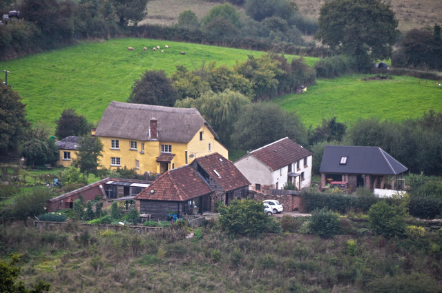 Mid Devon : Pitt Farm