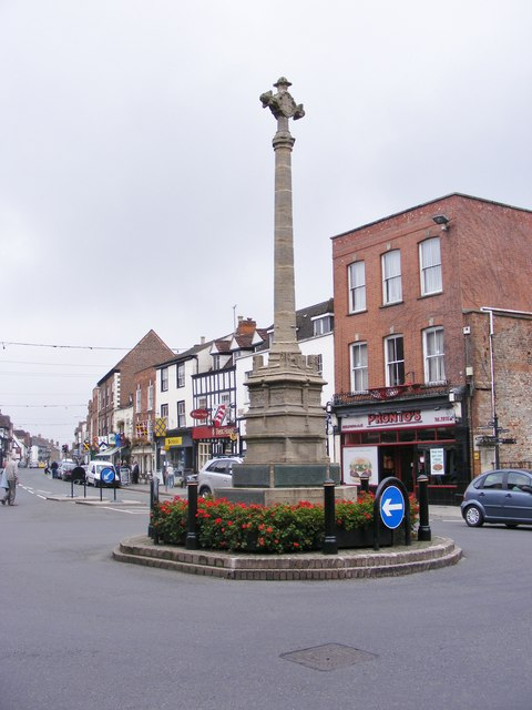 Tewkesbury Cross View