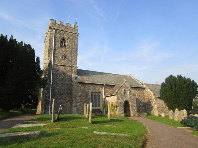 St. Margaret and St. Andrew, Littleham