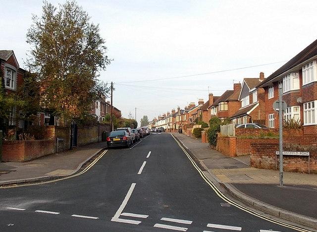 Beaconsfield Road, Basingstoke