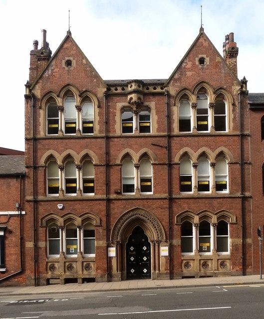 Britannia Buildings, Leeds