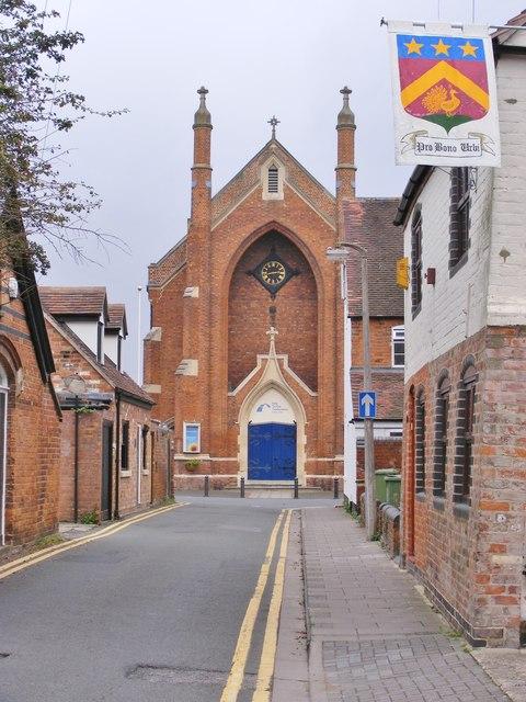 Trinity Street View