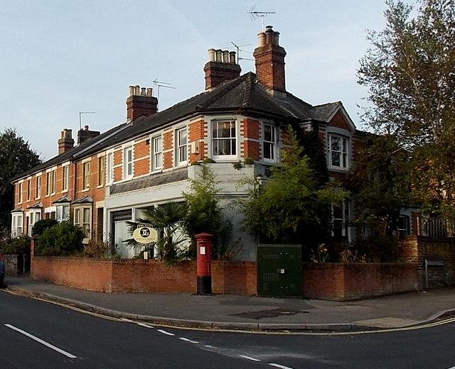 Former post office in Cliddesden Road, Basingstoke