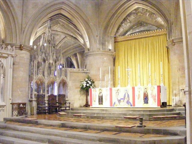 Abbey Altar