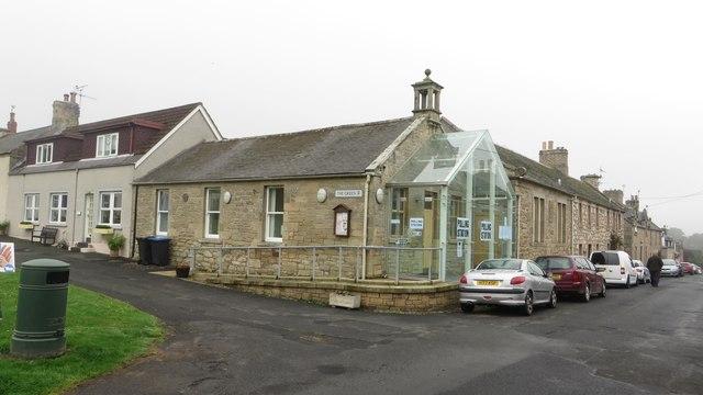 Gavinton Village Hall