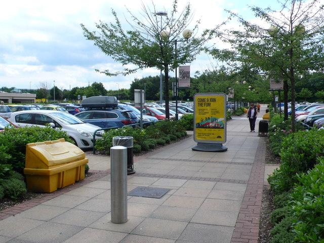 Car Park Meadowhall